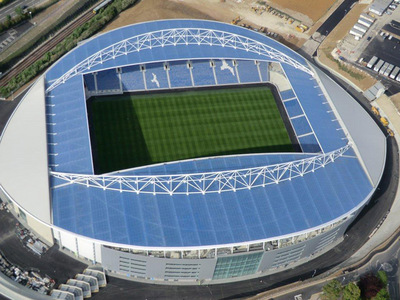 The American Express Community Stadium (ENG)