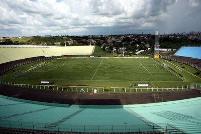 Estadio Eduardo José Farah stadium Brazil Brasil