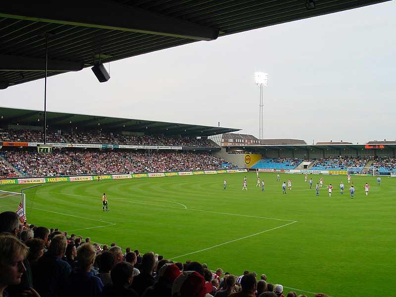 Energi Nord Arena (DEN) :: Fotos :: ceroacero.es