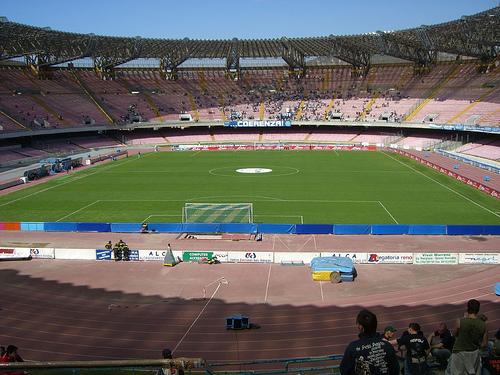 Resultado de imagen para estadio san paolo