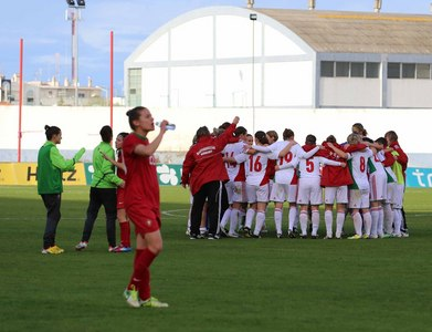 Algarve Cup - Portugal v Hungria