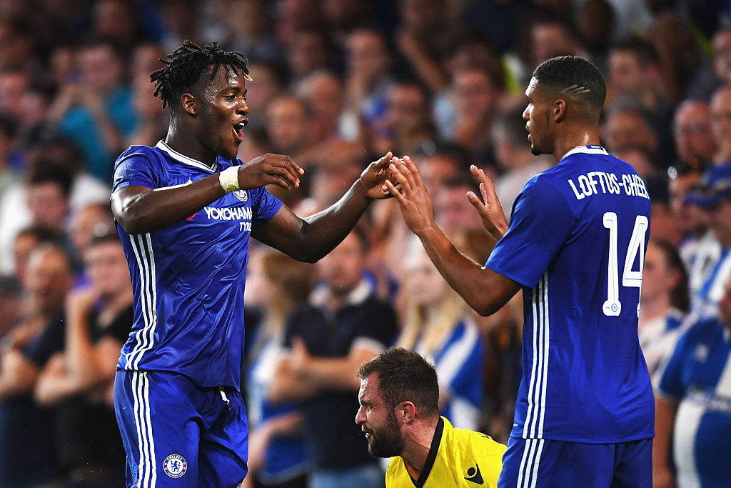 Michy Batshuayi, Ruben Loftus-Cheek