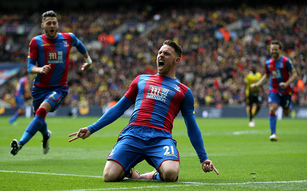 connor wickham,jogador,crystal palace,equipa,watford,fa cup 15/16,fa cup