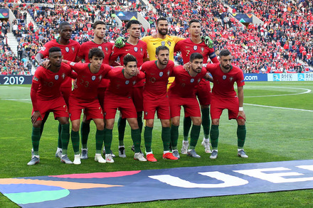 UEFA Nations League: Portugal x Suíça