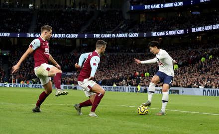 Tottenham x Burnley - Premier League 2019/2020 - Campeonato Jornada 16