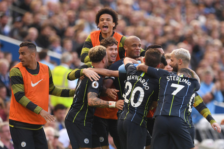 Brighton x Manchester City - Premier League 2018/2019
