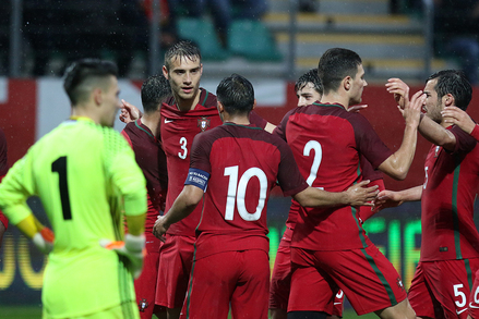 Qualif. Europeu S21: Portugal x Liechtenstein