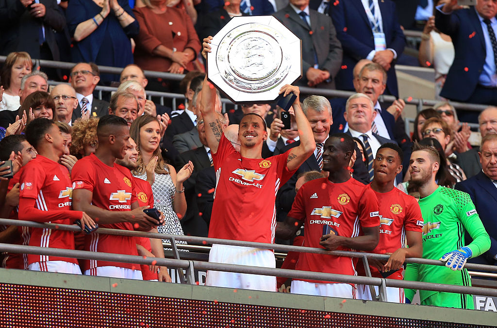 Leicester City x Manchester United - The F.A. Community Shield 2016 - Final