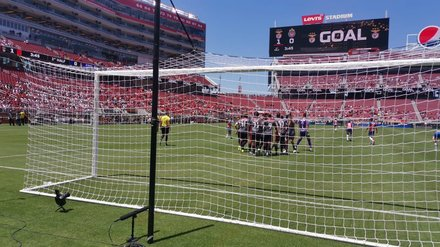 Benfica x Chivas - International Champions Cup 2019 - Campeonato Grupo A