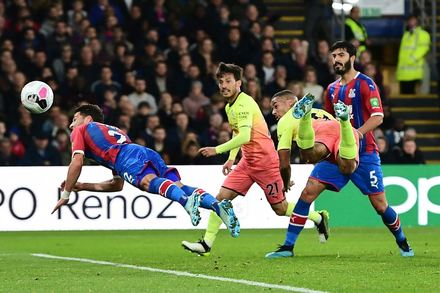 Crystal Palace x Manchester City - Premier League 2019/2020 - Campeonato Jornada 9