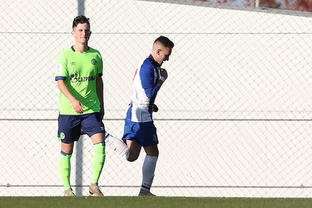 UEFA Youth League: FC Porto S19 x Schalke04 S19