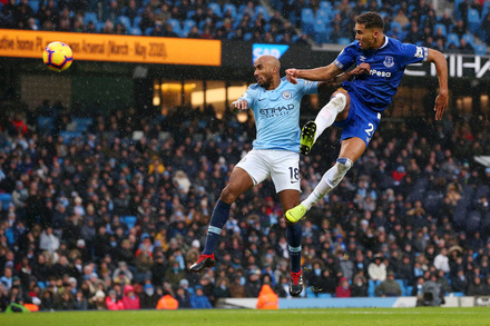 Manchester City x Everton - Premier League 2018/2019 - Campeonato Jornada 17