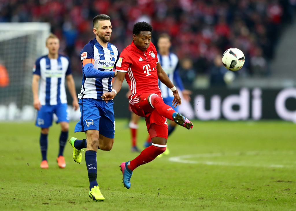 Vedaad Ibisevic, David Alaba
