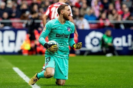 Jan Oblak (SVN)