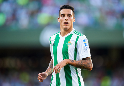 Cristian Tello Herrera Real Betis