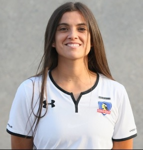 Gisela Pino :: Gisela Francisca Pino Garrido :: Colo-Colo