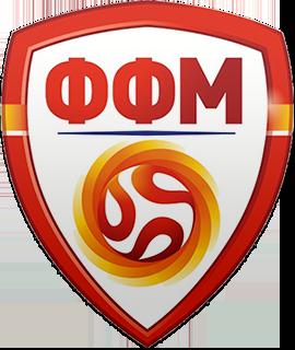 Resultado de imagen de 17 de junio de 2017 escudos equipos partido futbol macedonia españa