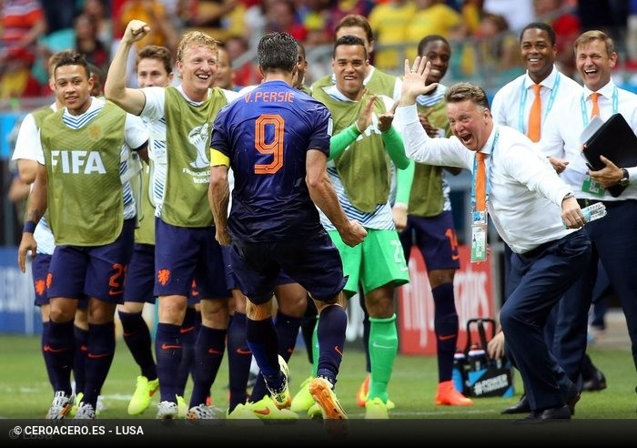 af0fc0f02d Espanha v Holanda (Mundial 2014)    Fotos    ceroacero.es